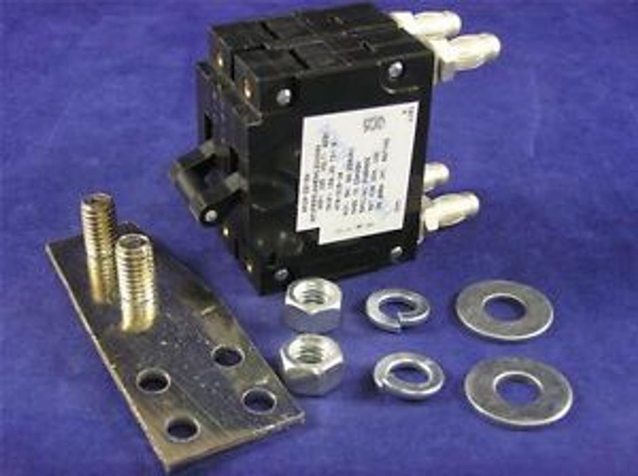 470-318-10 Breaker 125 Amp Bullet Style New Heinemann AM1P-Z2-2W