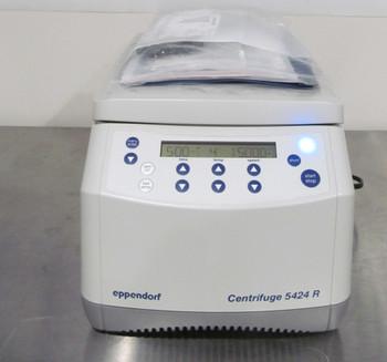 Eppendorf 5424R Refrigerated Micro Centrifuge
