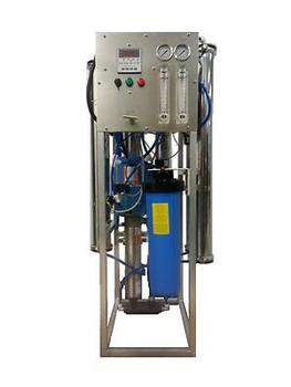Commercial Reverse Osmosis Water Purification System 8.000 GPD