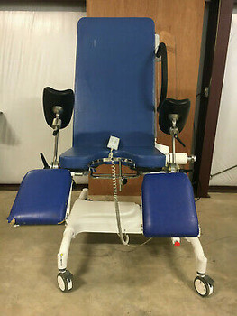 Stille Sonesta 6210 Urology ImagingTable w/hand control, stirrups, funnel holder