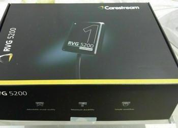 Carestream Kodak Rvg 5200 Digital X-Ray Sensor For Dental X-Ray Size 1