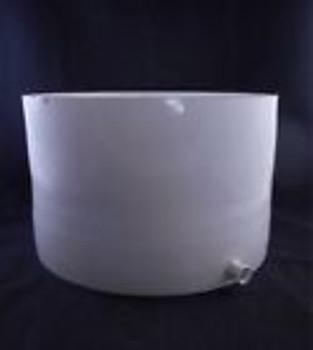COORSTEK Ceramic 10000mL Vacuum Buchner Funnel 33cm OAL 280-320mm Paper Filter B