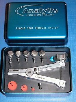 Ruddle Post Removal System - PRS - endodontic - Sybron Dental Specialties