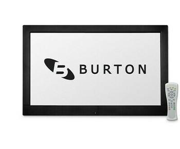 Burton Clearvue Ii Acuity Panel - Optometry