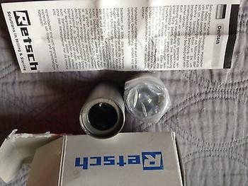 Retsch Tungsten Carbide 01.462.0009 Grinding Jar For Mm 200 400 Mixer Mill 10Ml