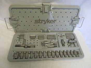 Stryker 234 010 520 Acl Workstation Sterilization Tray + Standard Lid 234 020120