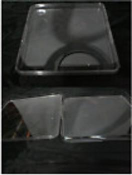 Qty 8 Corning 431111 245 Mm Square Bioassay Culture Petri Dish With Handle