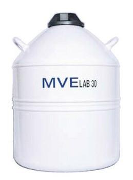 Chart Mve Lab 30 Liquid Nitrogen Cryogenic Storage Dewar Flask, 30 Liter