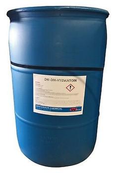 Dmdm Hydantoin [C7H12N2O4] [Cas_6440-58-0] 55+%, Clear Liquid (500 Lb Drum)