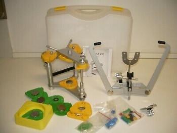 Articulator Sam2P+Facebow, Dental Lab, Dentist,Denar,Whip Mix,Artex,Articulador