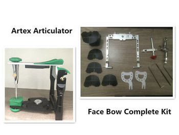 Artex Type Dental Facebow And Articulators