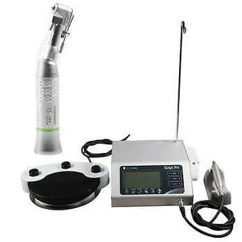Dental Led Screen Implant Motor System Machine With 20:1 Implant Handpiece S1