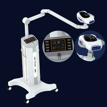 60W Constant Temperature 360 Rotate Dental Led Laser Teeth Whitening Lamp Light