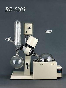"Rotary Evaporator 1-3L 0-120Rpm,0-99""? Digital Display  Balance Lift 0-130Mm"