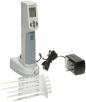 Brand New Brandtech 705012 Handystep Electronic Repeating Pipette, 110V