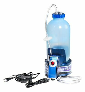 Bel-Art F19917-0250 Hiflow Vacuum Aspirator Collection System, 1.0 Gallon Bottle