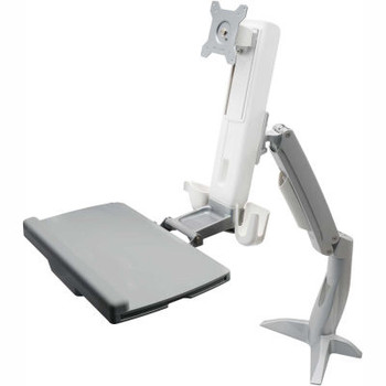 Dyconn Wsmd100 Desk-Mounted Sit Stand Workstation