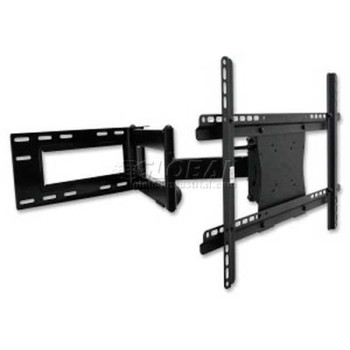 """Lorell 39031 Large Double Articulated Mount For 37""""-61"""" Flat Panel TVs"""