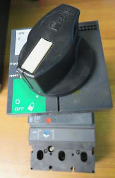 Square D Power Pact JL 250 Circuit Breaker 250 Amp