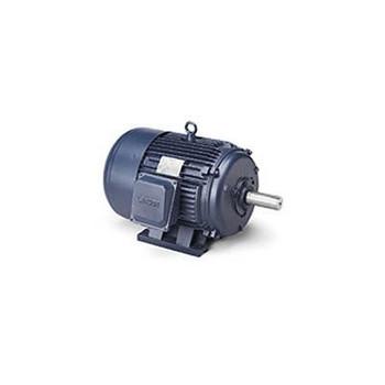 Leeson 170140.60, Premium Eff., 10 HP, 1760 RPM, 208-230/460V, 215T, TEFC, Rigid
