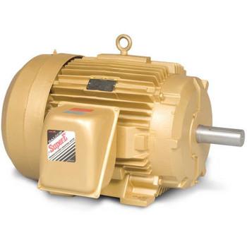 Baldor-Reliance Hvac Motor, Em4114T-G, 3 Ph, 50 Hp, 208-230/460 V, 3600 Rpm, Tefc, 326Ts Frame