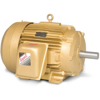 Baldor-Reliance Hvac Motor, Em4111T-G, 3 Ph, 25 Hp, 230/460 V, 1200 Rpm, Tefc, 324T Frame