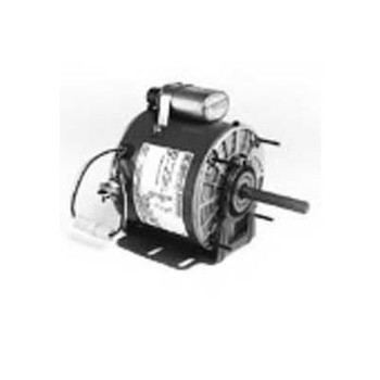 Marathon Motors Unit Heater Motor, X303, 048A11T198, 1/4 HP, 1075 RPM, 115 V, 1 PH, 48Y, TEAO
