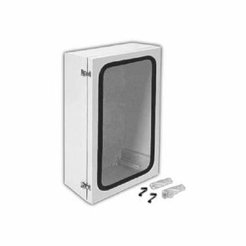 "ANG2416PLFPHA ARIA 24"" X 16"" Non-Metallic Enclosure/Gasket Window/Padlockable Latch Enclosures"