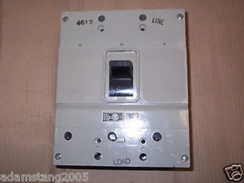 ITE ET ET-75 HJKL HJKL3B150 150 amp 3 pole 600v Circuit Breaker