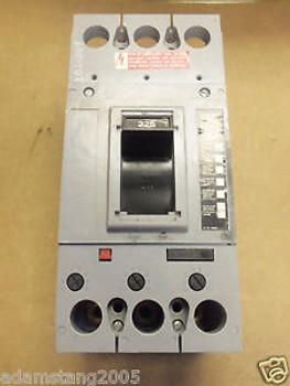 ITE Siemens HF63F250 Circuit Breaker 3 Pole 225 Amp Trip HF Missing Label