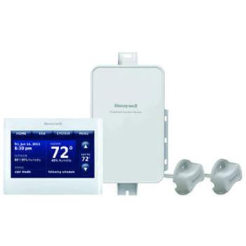 Honeywell Prestige IAQ Kit With Redlink-YTHX9421R5085WW White