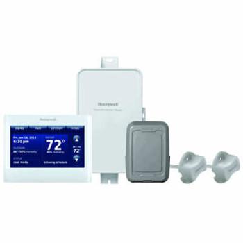 Honeywell Prestige IAQ Kit With Redlink-Wireless Outdoor Sensor YTHX9421R5101WW White