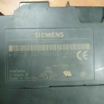 Siemens 6FC5357-0BH00-0XE1 CNC module