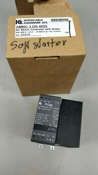 Soft Starter 400V 25A SMC3DA4025 IC Electronic