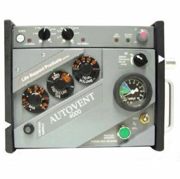 Allied Healthcare AutoVent 4000 Series Transport Ventilator