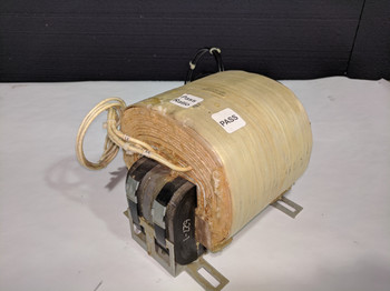 961 MP Westinghouse WH 35/17:1 CONTROL POWER TRANSFORMER 2KVA FOR AMPGARD, 4160:240/120