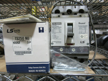 Lsis Susol TS250HU Circuit Breaker Cat. LSCA2 3P 250A with TS250AYU Trip