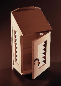 15035 - Small Weather Instrument Box - Small Weather Instrument Box - Each