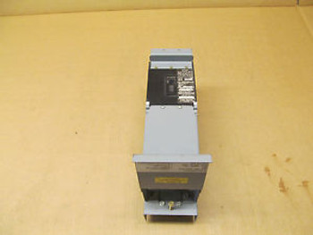 1 CUTLER HAMMER EECC3100 ADAPTER WITH CC3100 CIRCUIT BREAKER EECC EE CC 100 AMP