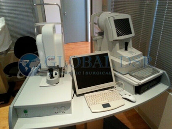 Zeiss MEL 80 Excimer Laser w/ Zeiss CRS Master (WASCA Analyzer + Atlas 995)