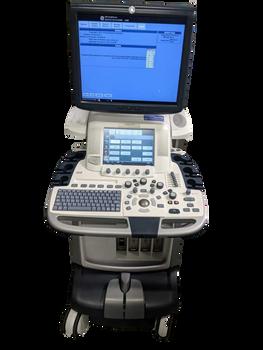 GE LOGIQ E9 ULTRASOUND SYSTEM