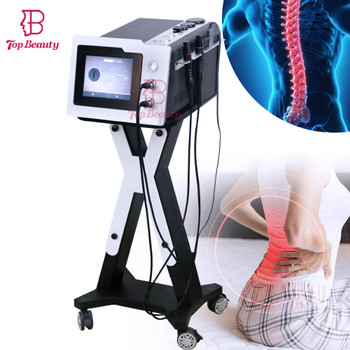 0.5mhz RF pain relief diatermia capacitive tecar therapy physiotherapy machine