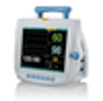 """12.1"""" Multiparameter vital sign monitor ce approved SpO2 cardiac blood pressure Monitor"""