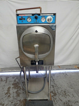 Market Forge Model STM-EL Sterilmatic Autoclave Sterilizer