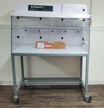 AirClean UV 600 PCR Workstation