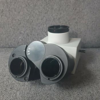 Olympus U-ETR-4 Microscope Erect Image Trinocular Tube