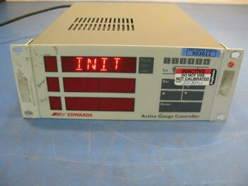 Edwards D38662000 Active Gauge Controller Triple Display