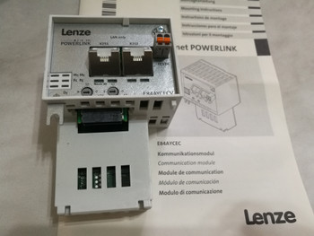 2451 MP Lenze Inverter Drives 8400 Powerlink communication module E84AYCECV  E84AYCECV/S 13564917