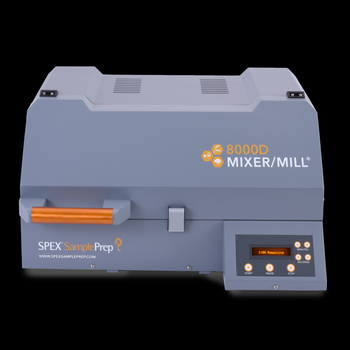 8000D Mixer/Mill® - Dual High-Energy Ball Mill