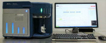 Applied Biosystems Attune Acoustic Focusing Cytometer